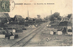 CPA   CONGRIER   La Gauterie , Les Ardoisiers - Otros Municipios