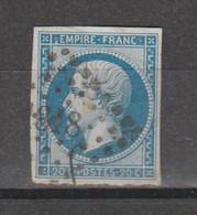Empire ND N°14B - 1853-1860 Napoleone III