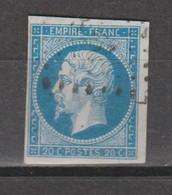 Empire ND N°14B - 1853-1860 Napoleon III