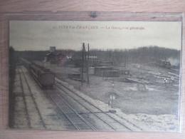 Vitry Le Francois . La Gare - Vitry-le-François