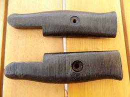 Paire De Plaquettes Pour Baïonnette M1 Garand - Armi Bianche