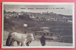 Cortona - Panorama - Arezzo