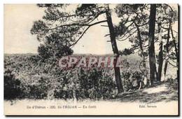 CPA Ile D'Oleron St Trojan En Foret - Ile D'Oléron