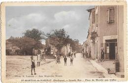 Saint Martial De Nabirat , Place Du Marché Aux Truffes - Other Municipalities