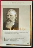 Brahms Par L'orchestre Symphonique Français DVD - Concerto E Musica