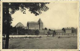 Villers Sur-Lesse La Gare Et La Ferme De Jambline (Rochefort) - Rochefort