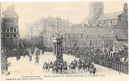 Clermont Ferrand , Général Girardel 1903 - Clermont Ferrand