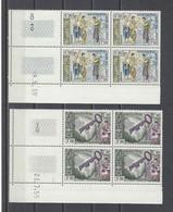 LAOS.  YT  N° 59/62  Neuf **  1959 - Laos