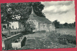 C.P. Ortho =  Chapelle  De  HERLINVAL  XVl è  S. - La-Roche-en-Ardenne