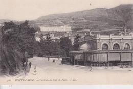 MONACO(CAFE DE PARIS) - Bars & Restaurants