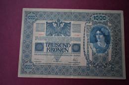 AUSTRIA 1 000 KRONEN 1902 - Autriche