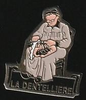 72246-Pin's.La Dentellière Est Un Film Franco-suisse Réalisé Par Claude Goretta. - Films