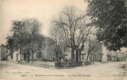 CPA BARBASTE  47/487 - Autres Communes