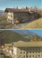 GERMANY - Hitlerhaus (Berghof) - Oben: Gästehaus - Unten: Platterhof - Verlag Silvia Fabritius - Berchtesgaden