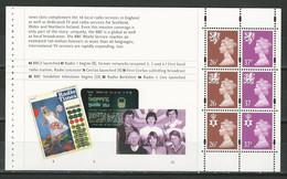 GB Mi Heftchenblatt 199 ** MNH - Carnets