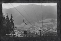 """AK 0766  Spital Am Semmering - Berglift """" Stuhleck """" Um 1960 - Steinhaus Am Semmering"""