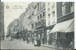 BELGIQUE - HUY - La Rue Du Pont - Huy