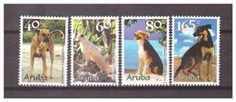 Aruba 1999 Honden Dogs Hundem Chien MNH - Curazao, Antillas Holandesas, Aruba