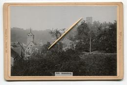WIESBADEN 1897, Sonnenberg, Photo, Foto. - Lieux