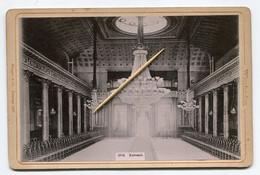 WIESBADEN 1897, Kursaal, Photo, Foto. - Lieux
