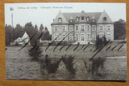 Champlon Ardennes. Tenneville. Château De Lafray - Tenneville