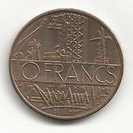 France: 10 Francs 1985 - K. 10 Francs
