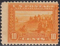 UNITED STATES   SCOTT NO 400    MNH     YEAR  1913   PERF 12 - Ungebraucht