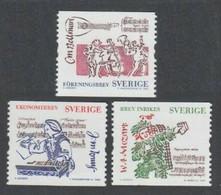 2006Sweden2542-2544Music - Neufs