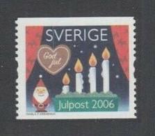 2006Sweden2556Christmas - Neufs