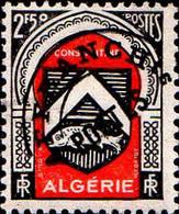 Algérie Préo N** Yv:15/16 Armoiries De Villes Surcharge Affranchts - Unused Stamps