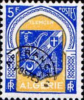 Algérie Préo N** Yv:19 Mi:357A Tlemcen Armoiries (Dent 1 Peu Courte) Voir Scan - Unused Stamps