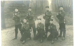 14-18.WWI - Carte Photo Allemande - Soldaten Portrait - Guerre 1914-18