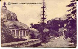 CPA - Carte Postale - Belgique - Enghien - Vue De La Grande Serre Du Parc - 1911 ( MO17844) - Enghien - Edingen