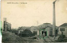 14-18.WWI - CPA - Jarny (Meurthe Et Moselle ) La Rotonde - Lokomotive  Fabrik Feldpost - Jarny