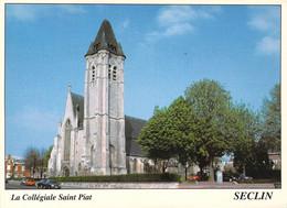 59 - Seclin - La Collégiale Saint Piat (XIIIe Siècle) - Seclin
