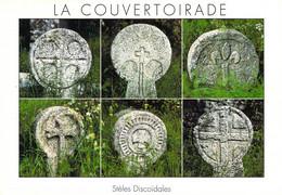 12 - La Couvertoirade - Stèles Discoïdales - Multivues - Autres Communes