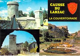 12 - La Couvertoirade - Multivues - Autres Communes