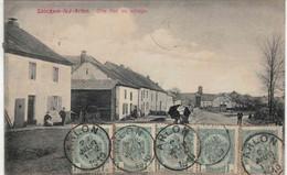 Stockem-lez-Arlon Une Rue Du Village - Imp.Willems - Arlon