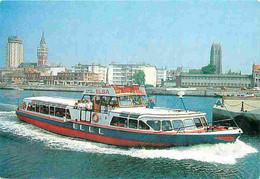 Bateaux - Bateaux Promenade - Dunkerque - Visite Du Port De Dunkerque à Bord De L'Elsa - Carte Neuve - CPM - Voir Scans - Other