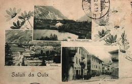 SALUTI DA OULX / 1919 - Andere Steden