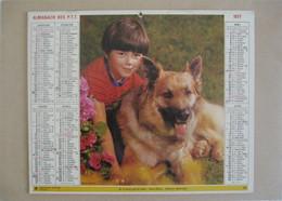 Almanach Des P T T 1977 - Big : 1971-80