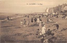 La Panne - La Plage - Ed. Henri Georges - De Panne