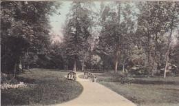 AK Ham - Parc Délicourt - Feldpost Feldpost-Station Nr. 45c - 1915 (57284) - Ham
