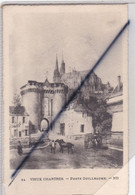 Vieux Chartres (28) Porte Guillaume (carte N° 24) - Chartres