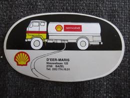 Sticker  Shell D'eer Bazel - Stickers