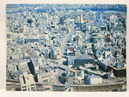 Ginza Seen From Yurakucho Station, Tokyo, Japan Postcard - Tokyo