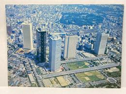 Shinjuku New Metoropolitan Center, Tokyo, Japan Postcard - Tokyo