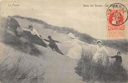 La Panne - Dans Les Dunes - La Chaine - De Graeve N° 1114 - De Panne