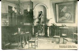 CPA - Carte Postale -Belgique - Anderlecht - Pensionnat De Notre Dame Veeweyde ( MO17874) - Onderwijs, Scholen En Universiteiten