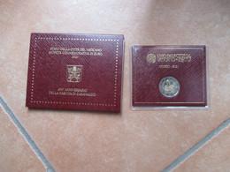 2021 450°anniversario Nascita Di CARAVAGGIO Folder Originale  Con 2 EURO - Vatican
